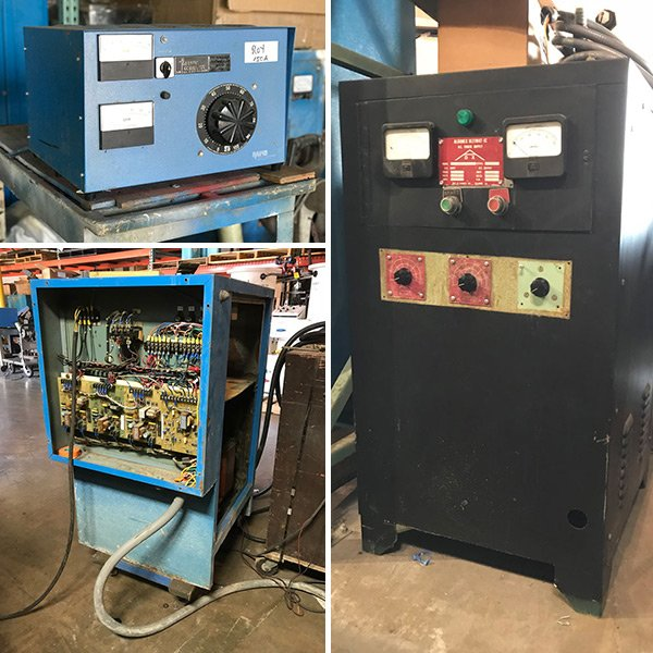 Used Rectifiers